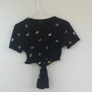 Upcycled Ann Taylor Top